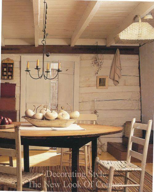 212 Best Primitive Kitchens Images On Pinterest