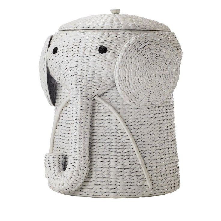 home decorators collection animal 16 in w laundry hamper