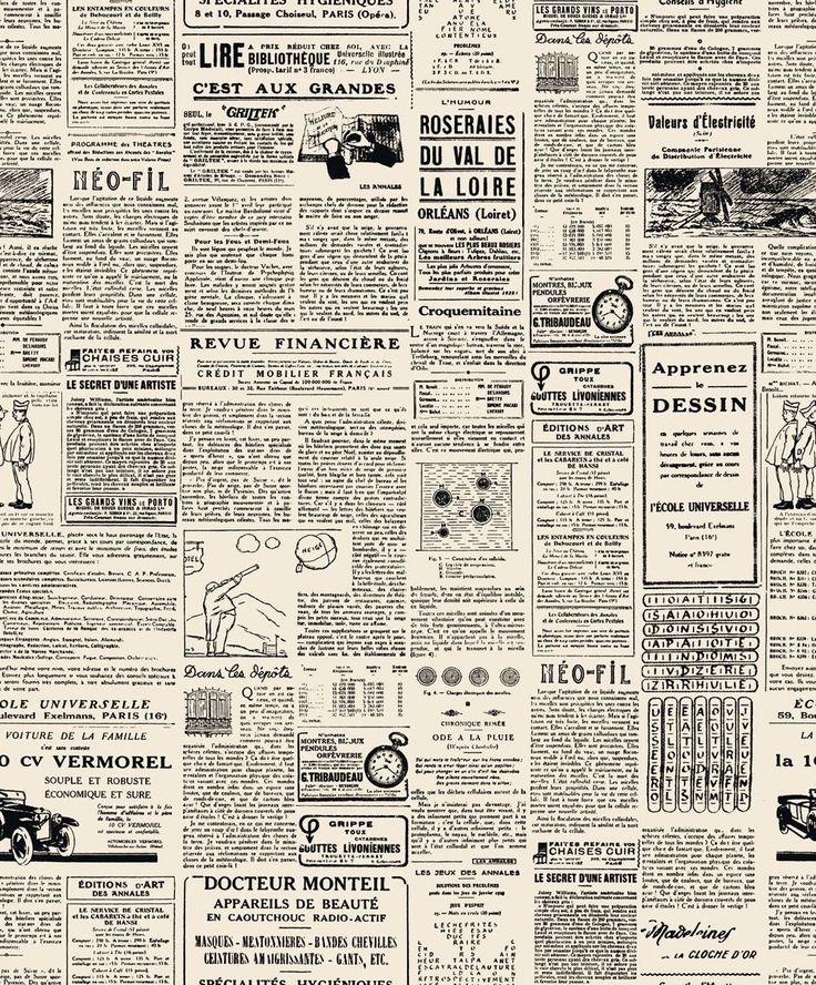 best 25 newspaper wallpaper ideas on pinterest