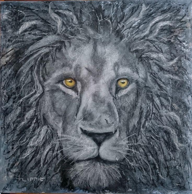 Lion - Flippie Botha