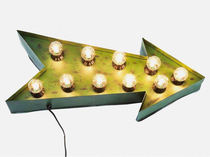 Lampa Ścienna Arrow — Kinkiety — KARE® Design