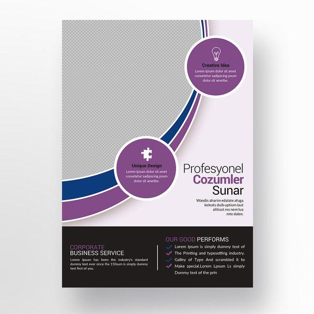 تصميم نشرة إعلانية للشركات Corporate Flyer Company Letterhead Template Business Flyer Templates