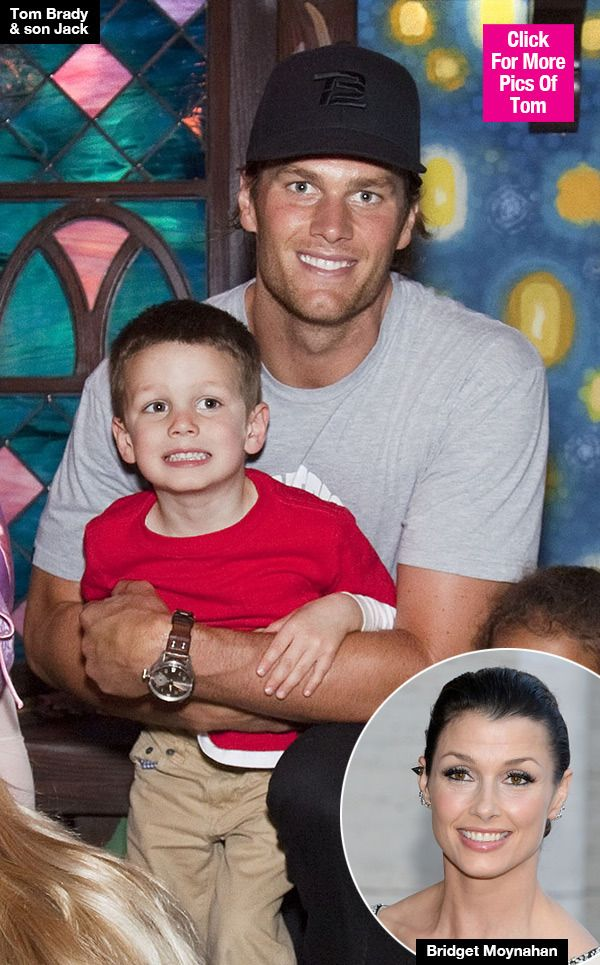 Tom Brady Gushes Over Son Jack With Ex Bridget Moynahan