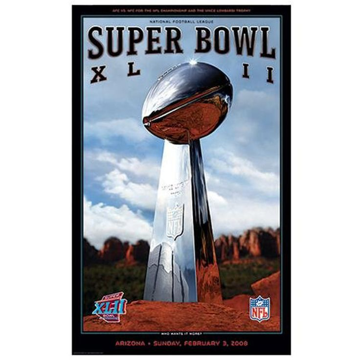 New York Giants Super Bowl 42 Poster - This is a New York Giants Super Bowl XLII poster. The poster includes the Giants complete schedule including playoffs with the scores of each game. Gifts > Licensed Gifts > Nfl > New York Giants. Weight: 1.00