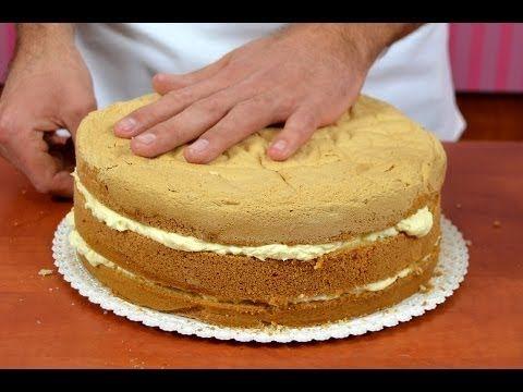 Jak udělat máslový pudinkový krém na dort | recept
