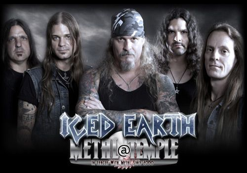 Jon Schaffer (Iced Earth) interview - Metal-Temple.com