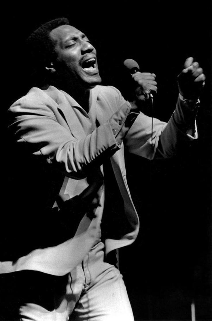 Otis Redding-my all time favorite