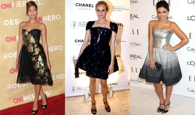 Holiday Cocktail Dresses – See the Best Cocktail Dresses of 2009 - Elle