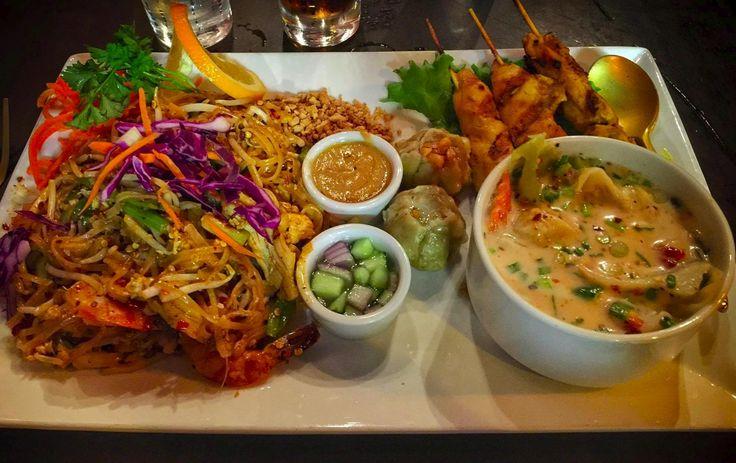Nickys Thai Kitchen Menu