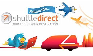 shuttledirect; shuttle services; airport transfers;