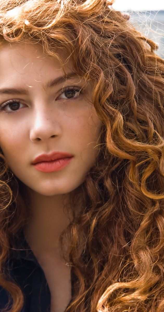 Redhead jenna west