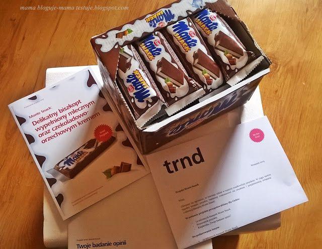 Mama bloguje-mama testuje...: Projekt Monte Snack