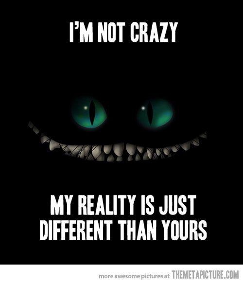 I'm not crazy @Monica Bondoc