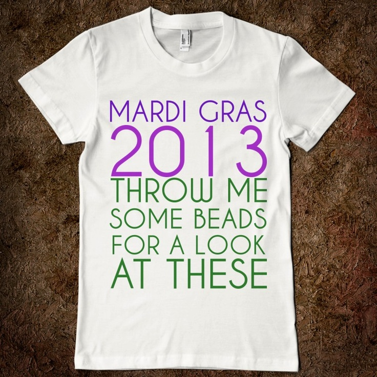 Mardi Gras Fashion