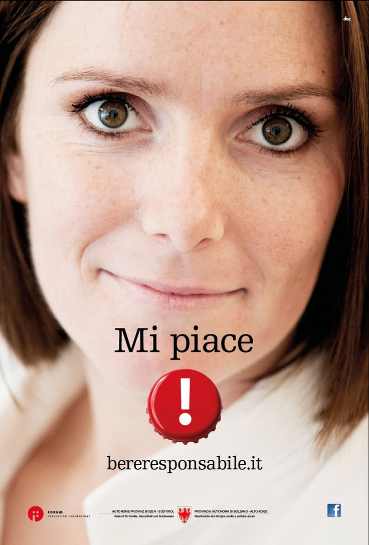 Campagna di prevenzione Alcol 2012 | DOC