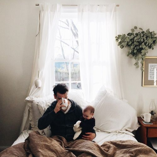 I'm excited for mornings like this.