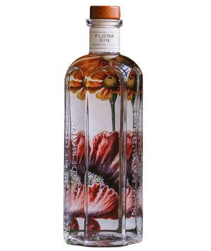 The innovative New Hampshire distillers behind Tamworth have preserved a summer's bounty of clover, verbena, elderflower, and other wildflowers inside this lovely bottle of gin. Savor the complex bouquet of flavors on ice with a splash of tonic or soda water.