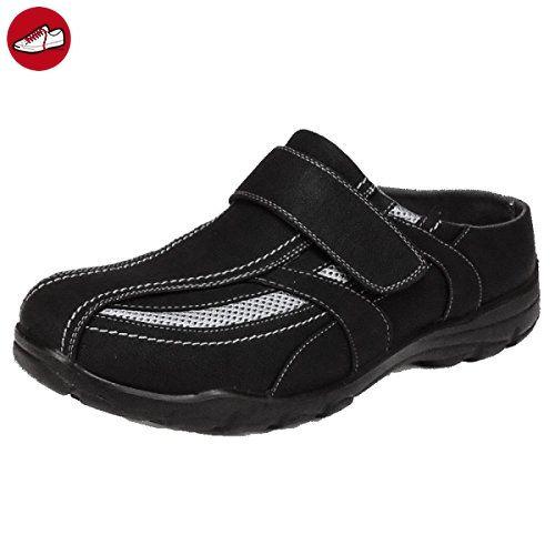 Herren Clogs Sabots Slipper (155B) Sneaker Schlappen Pantoletten Schuhe Neu Größe 42 - Magnus schuhe (*Partner-Link)