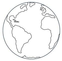 Pin von ERIKA Bolbinsky auf Educație interculturala Planetenzeichnung Zeichnungen Erde tattoo