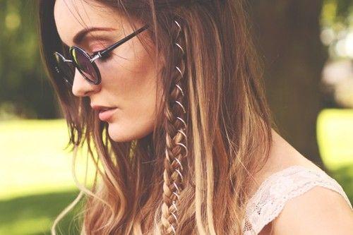 Totally Crushing on Delicate Hair Rings http://blog.birchbox.com/post/39665381225/totally-crushing-on-delicate-hair-rings-hairistocracy
