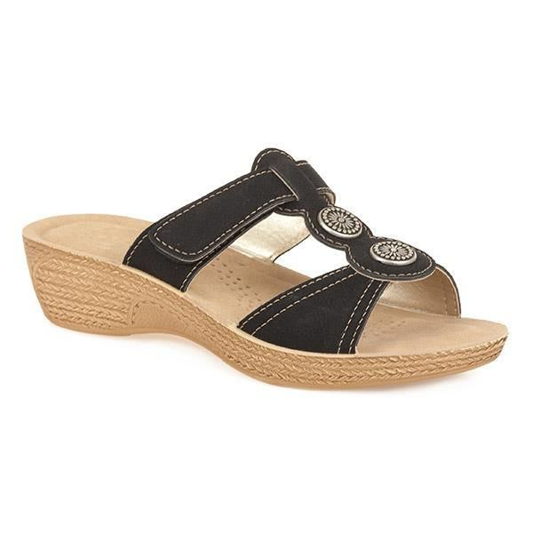 97aee3ef44d67e Wedge Mule (INB2324) by Pavers @ Pavers Shoes - Your Perfect Style ...