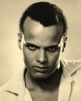 Harry Belafonte, 1954, in smoking hot condition. Portrait by Dorothy Wilding