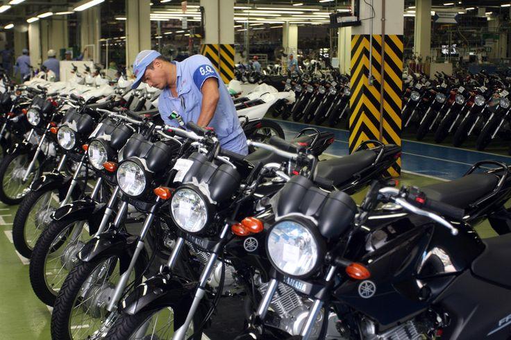 Produção de motocicletas cai 16,8% em 2015 - http://www.emtempo.com.br/producao-de-motocicletas-cai-168-em-2015/  #Motocicletas, #Produção, #Queda