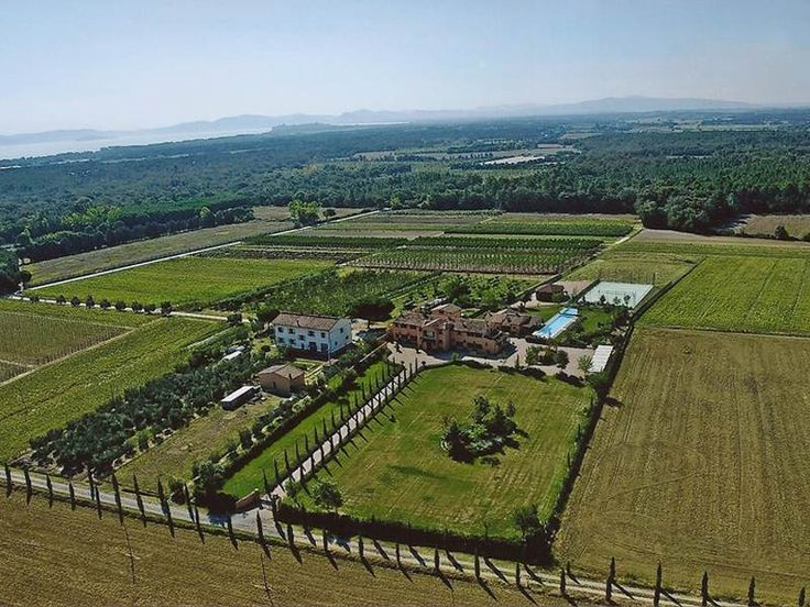 Exclusive property with pool and tennis court Castiglione del Lago  Perugia, Perugia, Italy – Luxury Home For Sale