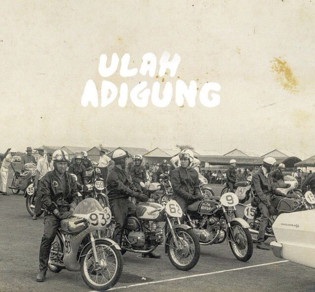 """Ulah adigung"" its mean ""stay humbel"" by tommy manoch"