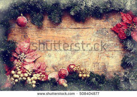 Christmas vintage backgrounds.
