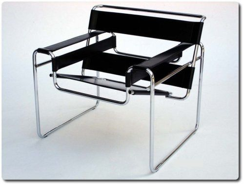 Wassily armchair.