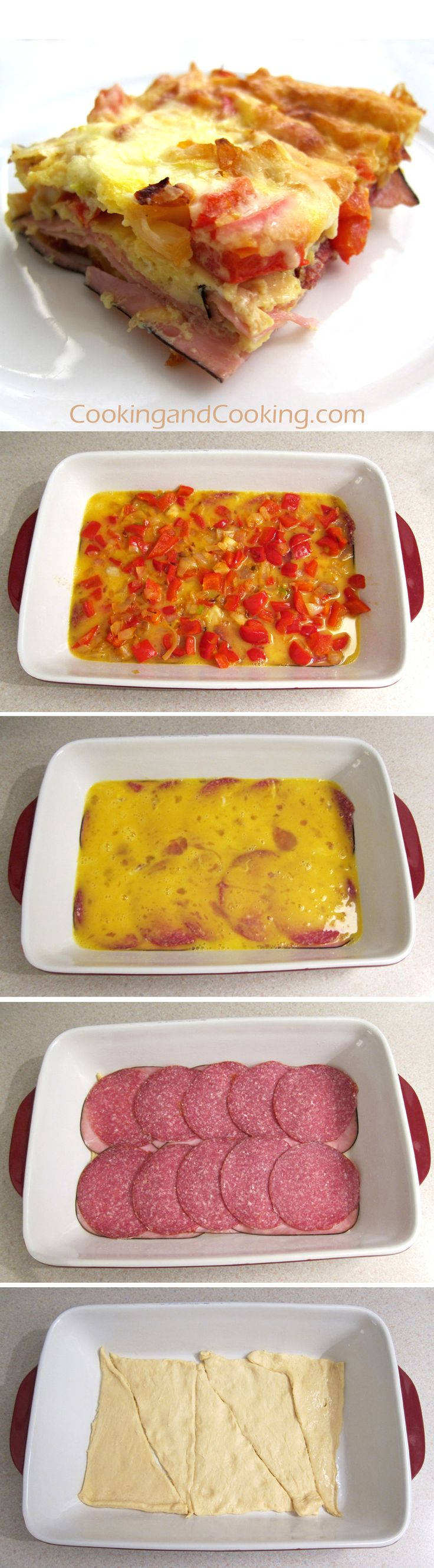 Breakfast Casserole Recipe                                                                                                                                                      More
