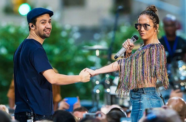 Jennifer Lopez & Lin-Manuel Miranda's Song Unveiled - MuzWave