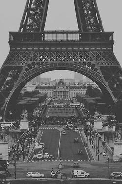Iron lady Paris