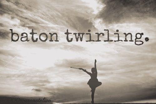 Baton Twirling
