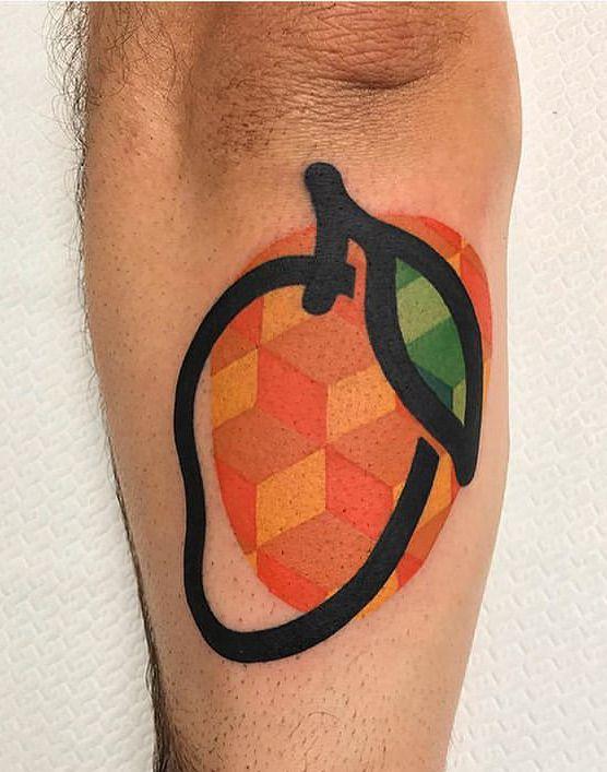 Mambo Tattooer mango tattoo | Tattoos, Fruit tattoo ...