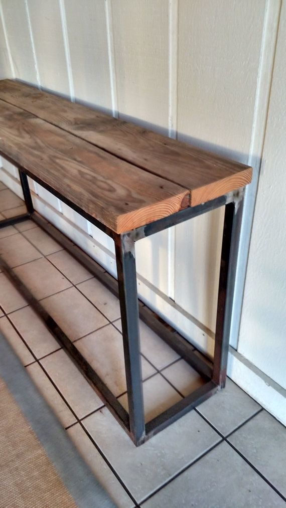 Check out this item in my Etsy shop https://www.etsy.com/listing/286604505/industrial-style-sofa-or-console-table