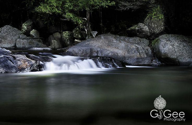 Cascade Water Crystal Cascades - Cairns - Far North Queensland