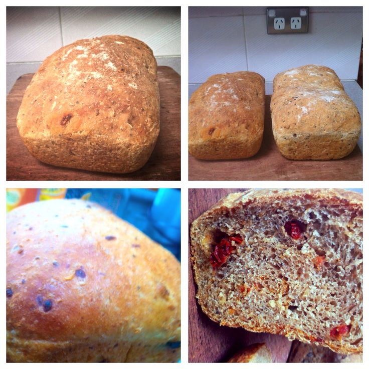 Nothing beats homemade bread straight from the oven.
