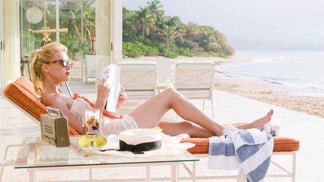 Stunningly glamorous Amber Heard in the Rum Diary