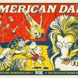 AMERICAN DAD Season 10 Poster - SEAT42F.COM
