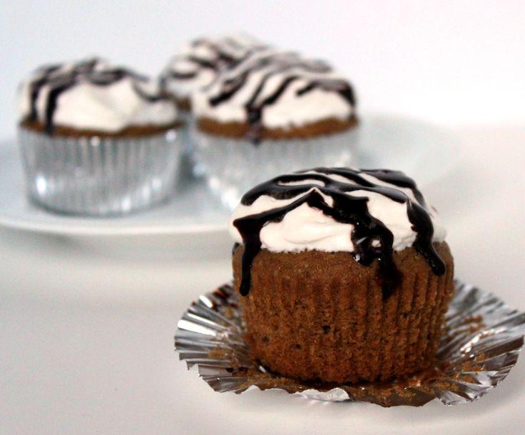Irish Coffee Cupcakes   St. Patrick's Day   Pinterest