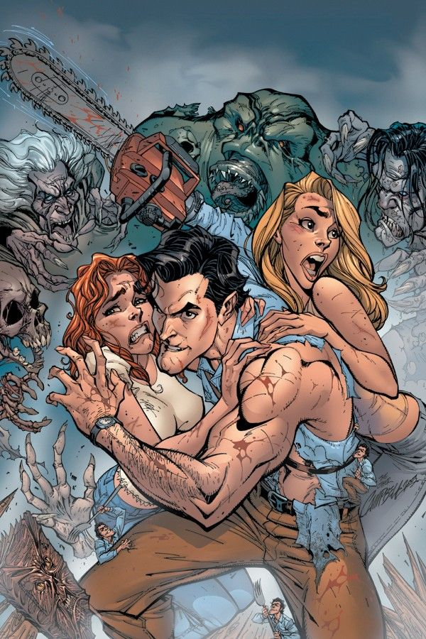 Army Of Darkness/Search//Home/ Comic Art Community GALLERY OF COMIC ART