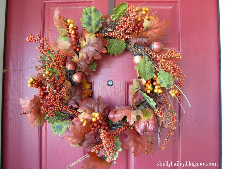 Ideas about outside fall decorations on pinterest