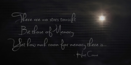 hart crane my grandmother s love letters My grandmother's love letters by harold hart crane there are no stars tonight but those of memory yet how much room for memory there is in the loose girdle of soft rain.