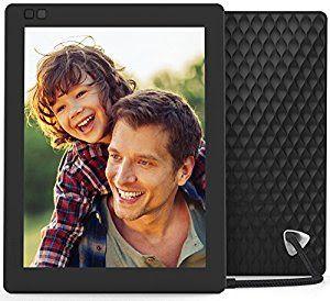 Win Nixplay Seed 10 WiFi Digital Photo Frame - Black