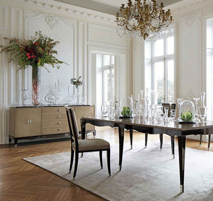 The Best 7 Modern Dining Room Tables #interiordesign #designtrends # Furniture #diningroom #