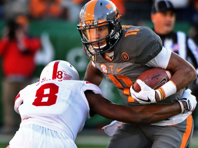 Josh Dobbs, University of Tennessee