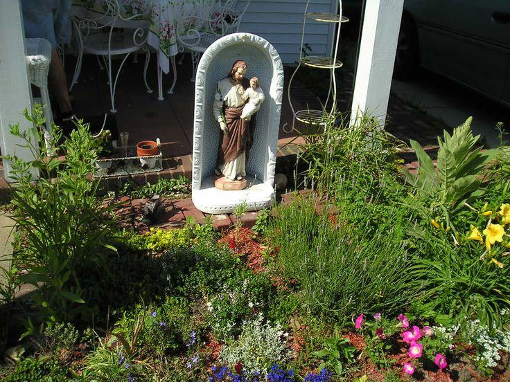 The Catholic Garden Ideas And Resources Mary Garden