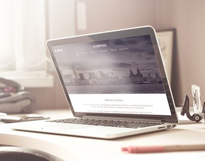 """Check out this @Behance project: """"Visit Liverpool Website Re-Design Concept"""" https://www.behance.net/gallery/27147679/Visit-Liverpool-Website-Re-Design-Concept"""